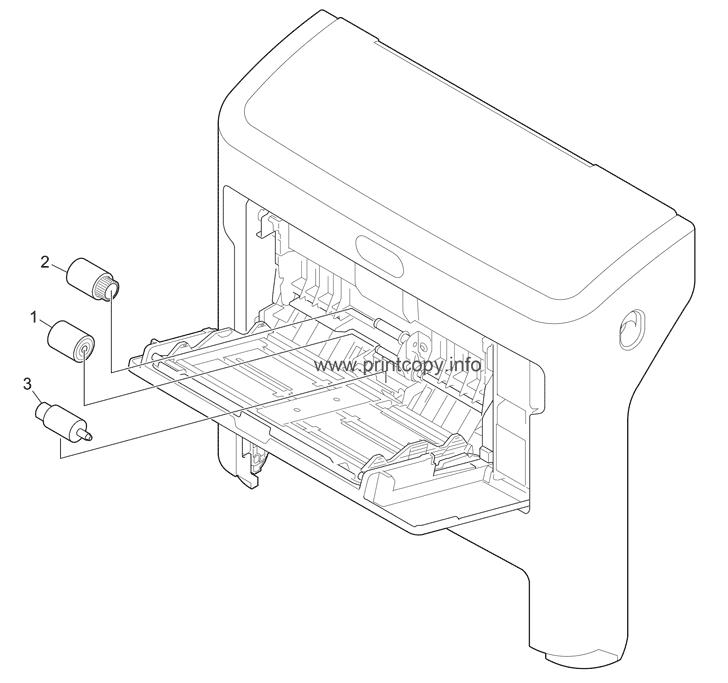Parts Catalog > Toshiba > e-Studio 477S > page 5
