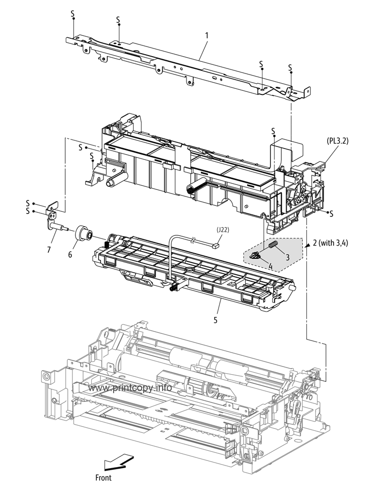 Parts Catalog > Xerox > Phaser 3040 > page 5