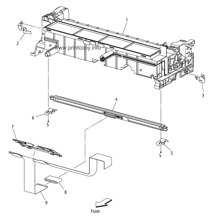 Parts Catalog > Xerox > Phaser 3040 > page 6
