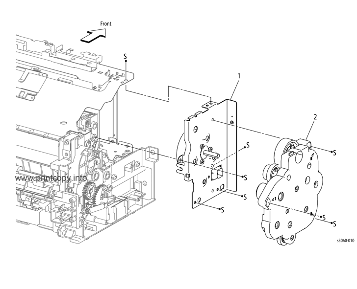 Parts Catalog > Xerox > Phaser 3040 > page 9