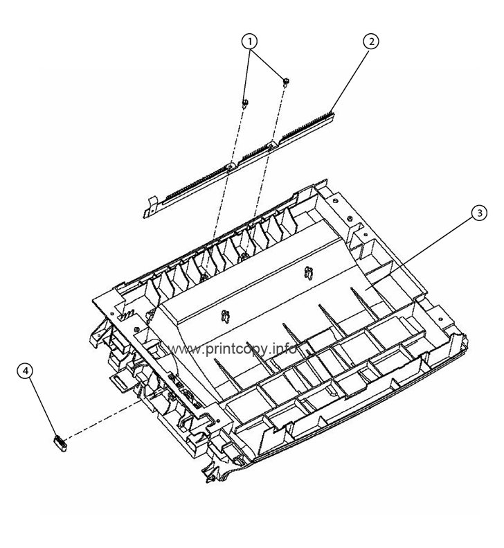 Parts Catalog > Xerox > Phaser 3100 MFP > page 4