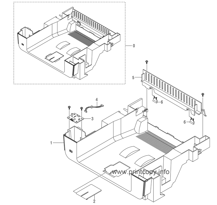 Parts Catalog > Xerox > Phaser 3300 MFP > page 3