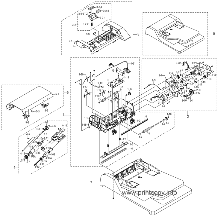 Parts Catalog > Xerox > Phaser 3300 MFP > page 13