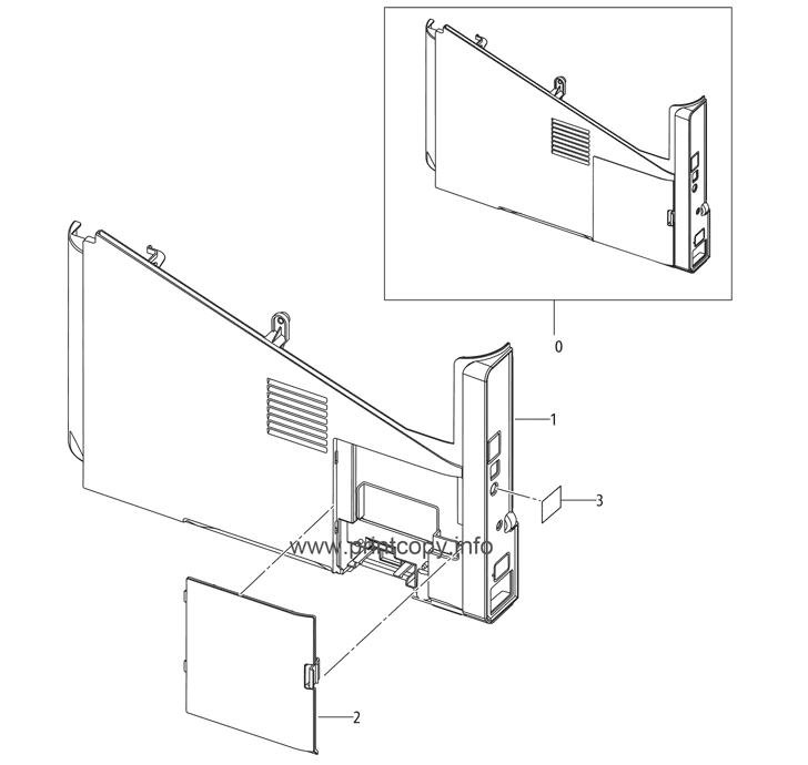 Parts Catalog > Xerox > WorkCentre 3325 > page 3