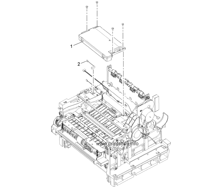 Parts Catalog > Xerox > WorkCentre 3550 > page 13