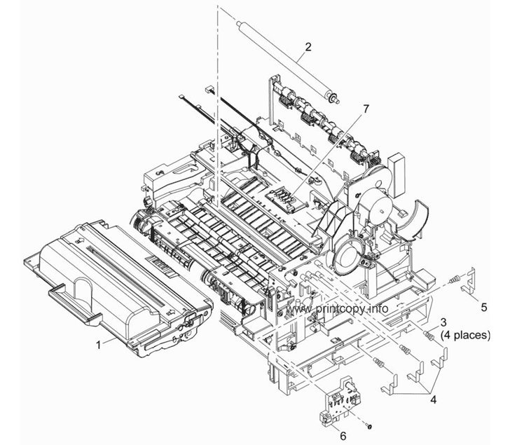 Parts Catalog > Xerox > WorkCentre 3550 > page 21