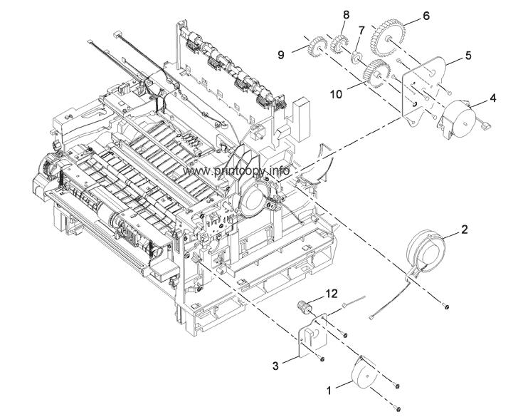Parts Catalog > Xerox > Phaser 3635 MFP > page 25