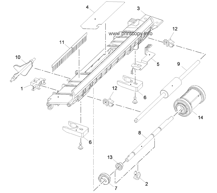 Parts Catalog > Xerox > Phaser 3635 MFP > page 26