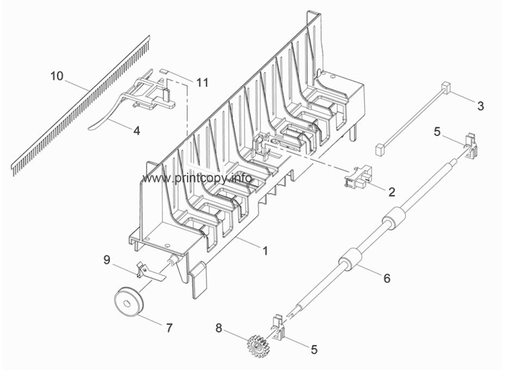 Parts Catalog > Xerox > WorkCentre 3550 > page 29