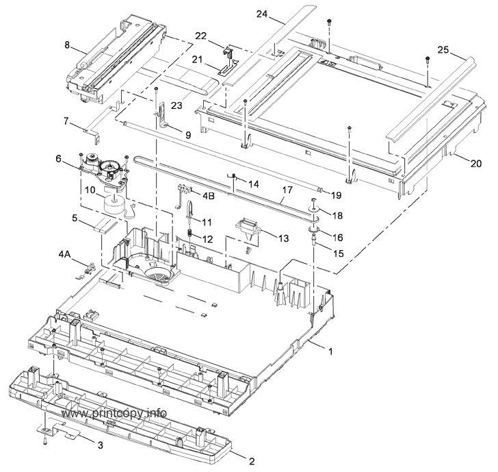 Parts Catalog > Xerox > WorkCentre 3550 > page 31