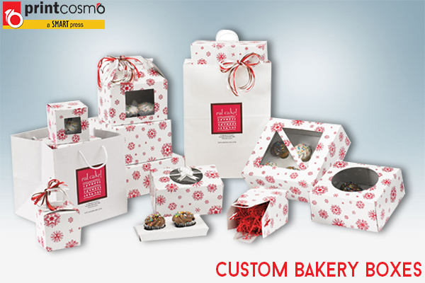The World Of Custom Bakery Boxes Custom Printed Bakery Boxes Packaging
