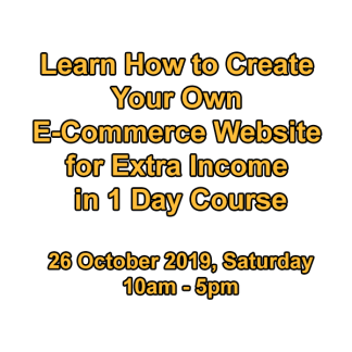 Learn How to Create E-Commerce Store