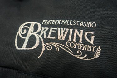 Feather falls brewing hat