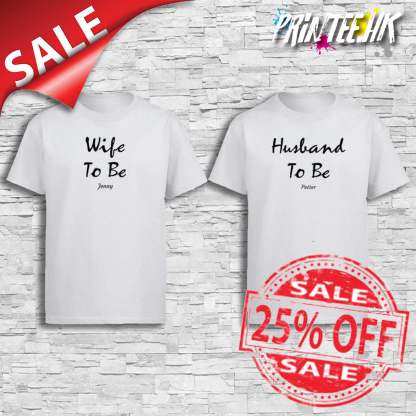 Wife Husband To Be Cover Sales