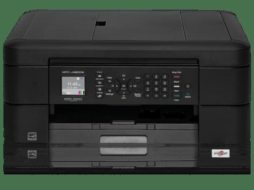 Brother MFC-J480DW Setup and Driver Download   Printer Setup