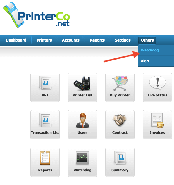 MyPanel Dashboard - Troubleshooting receipt printing for online orders   PrinterCo.net