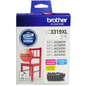 brother lc3319xl value pack
