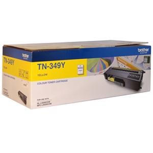 brother tn349 yellow toner cartridge