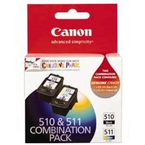 canon 510 value pack ink cartridge