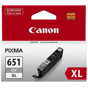 canon 651xl grey ink cartridge