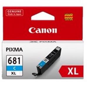 canon 681xl cyan ink cartridge