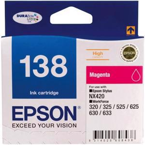 epson 138 magenta ink cartridge