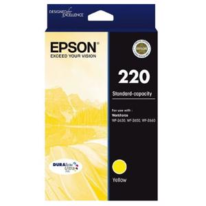 epson 220 yellow ink cartridge