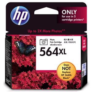 hp 564xl photo black printer ink