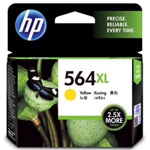 hp 564xl yellow printer ink