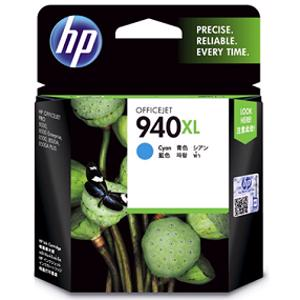 hp 940xl cyan printer ink