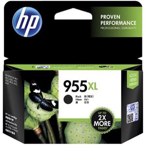 hp 955xl black printer ink