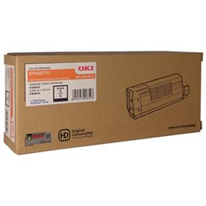 oki 44318612 black toner cartridge
