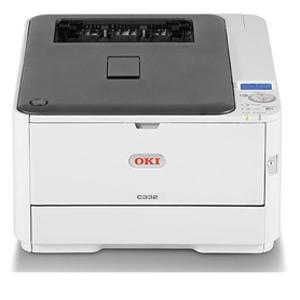 oki b332dn colour laser printer