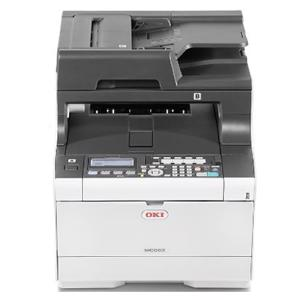 oki mc563dn colour laser printer