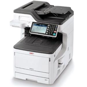 oki mc853dn colour laser printer