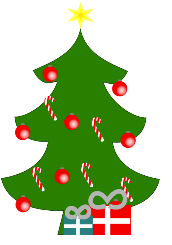 christmas printables tree paper