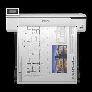 Laiaformaadilised printerid