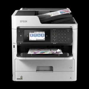 A4 värvilised printerid