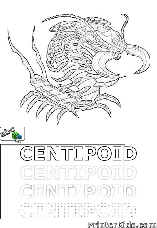 Razor Coloring Pages