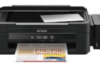 Epson L350 All-in-one Driver