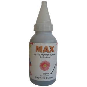 Max Professional Laser Toner Powder 50g For Brother TN-1020 2130 2210 2220 2260 2365 3185 3370