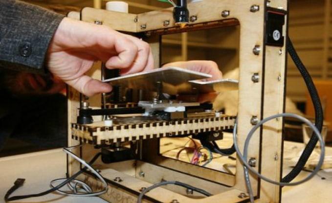 Сборка 3D принтера своими руками