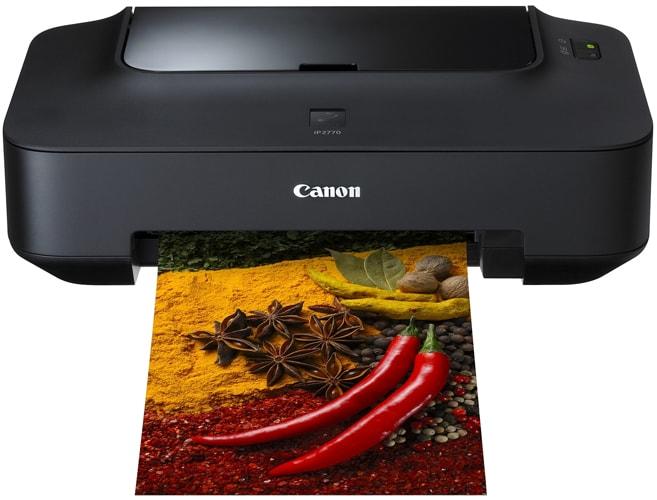 драйверы на принтер canon ip2700 скачать