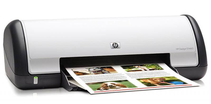 Драйвера принтер hp deskjet d1460 скачать бесплатно