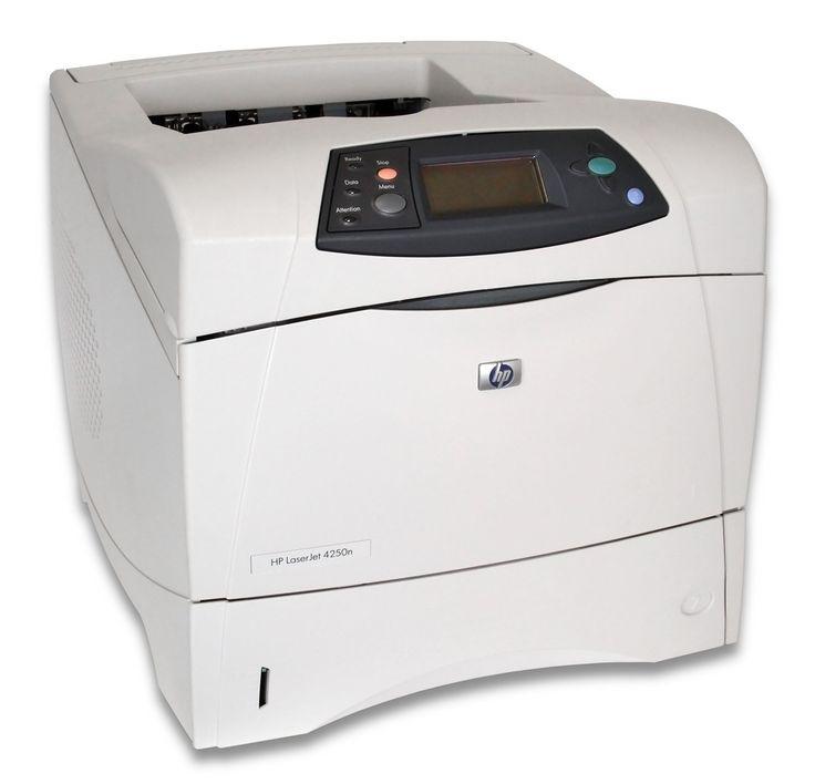 Скачать драйвер на принтер hp laserjet 4350