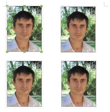 фото 3х4 напечатать
