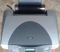 Epson Stylus Photo RX500