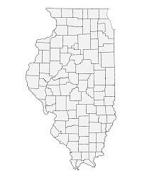 Printable Illinois Maps
