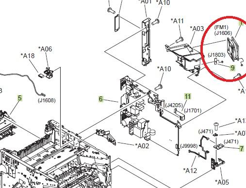 hp p3015 printer driver