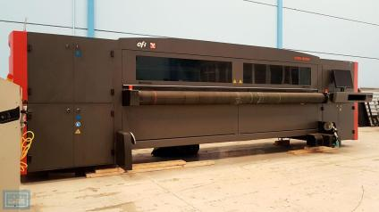Impresora EFI Vutek QS 3200 híbrida